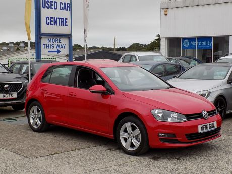 Used VOLKSWAGEN GOLF in Bideford, Devon for sale