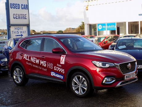 Used MG MG HS in Bideford, Devon for sale
