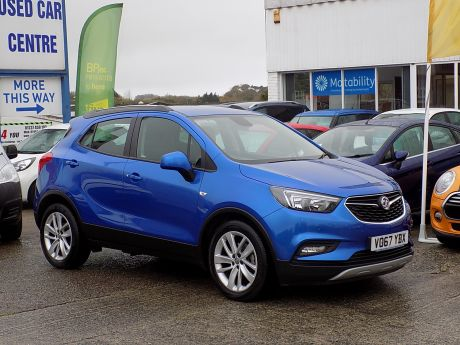 Used VAUXHALL MOKKA X in Bideford, Devon for sale