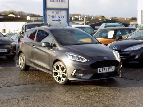 Used FORD FIESTA in Bideford, Devon for sale
