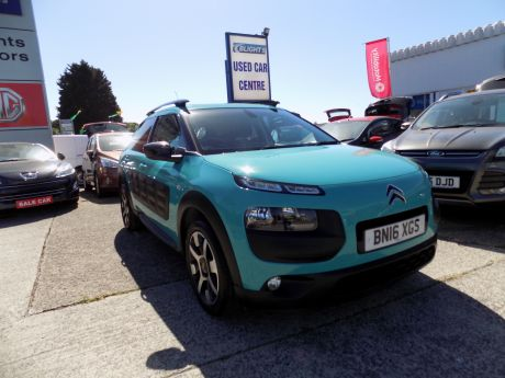 Used CITROEN C4 CACTUS in Bideford, Devon for sale