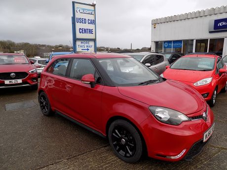 Used MG 3 STYLE  in Bideford, Devon for sale