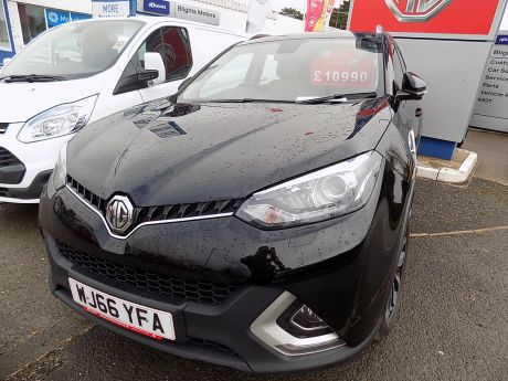 Used MG GS in Bideford, Devon for sale