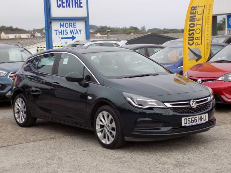 Used VAUXHALL ASTRA in Bideford, Devon for sale
