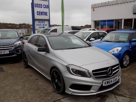 Used MERCEDES A-CLASS in Bideford, Devon for sale