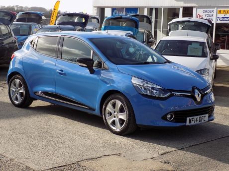 Used RENAULT CLIO in Bideford, Devon for sale