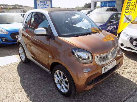 Used SMART FORTWO COUPE in Bideford, Devon for sale