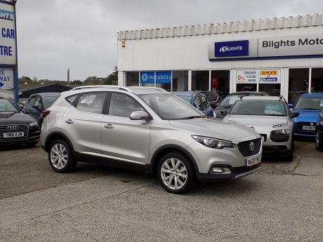 Used MG ZS in Bideford, Devon for sale