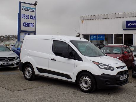 Used FORD TRANSIT CONNECT in Bideford, Devon for sale