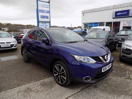 Used NISSAN QASHQAI in Bideford, Devon for sale