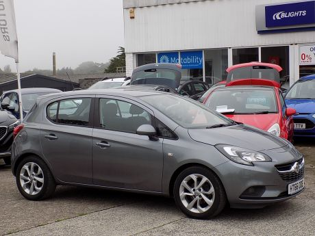 Used VAUXHALL CORSA ENERGY in Bideford, Devon for sale