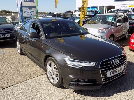 Used AUDI A6 in Bideford, Devon for sale